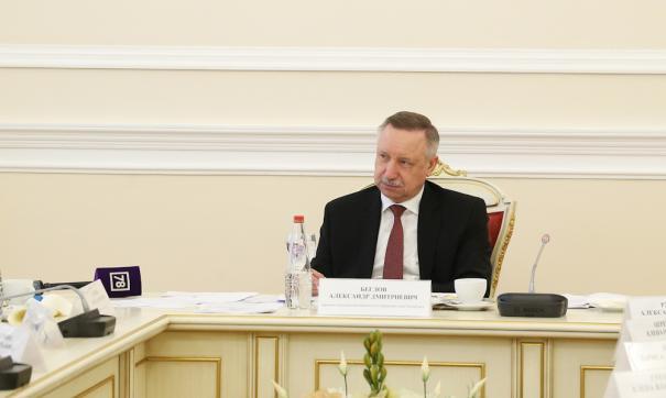 Беглов рассказал, какие задачи стоят перед обновленным правительством Петербурга