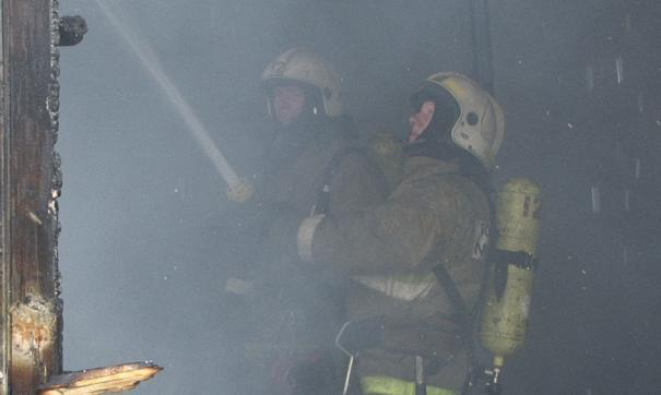 В Санкт-Петербурге в здании арбитражного суда произошел пожар