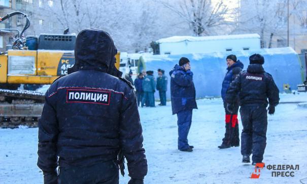 СК обнародовал видеозапись с места взрыва газа в Мурманской области