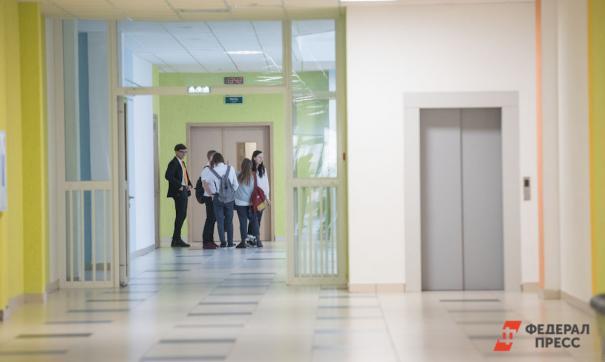 Петербургский школьник утверждает, что получил сотрясение мозга по вине учителя