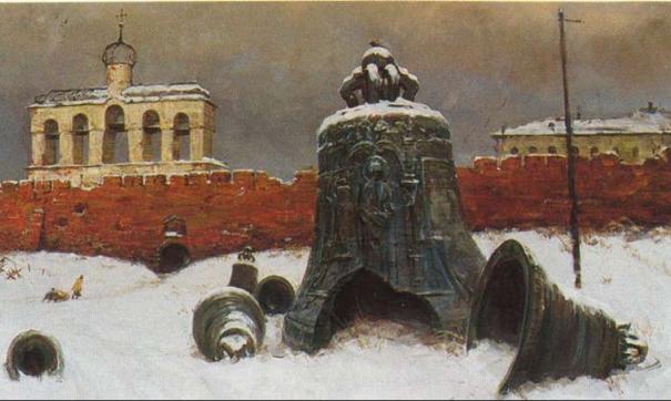 Выставка, посвященная освобождению Великого Новгорода