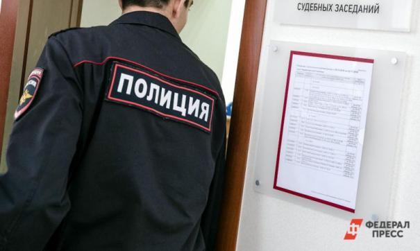 Экс-начальник ГИБДД обвиняется в совешении ряда преступлений.