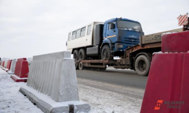 В Челябинске на 8 месяцев закрыли мост в Металлургическом районе