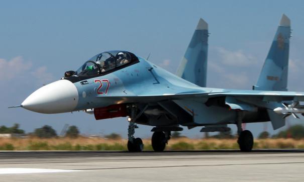 Это уже второй вылет СУ-27 для перехвата разведчиков за три дня