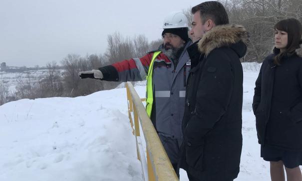 Инспектор оценил масштаб проекта и вложенные срества