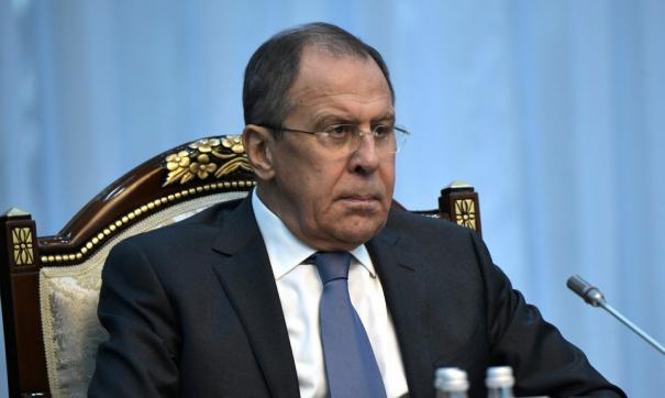 Сергей Лавров высказал официальную позицию России
