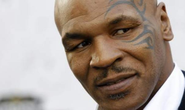 Тайсону не понравилось, что у яйца такая же татуировка, как у него