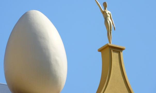 Куриное яйцо на вершине популярности