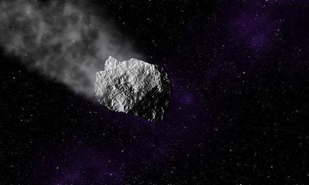 Об угрозе падения астероида на Землю рассказали российские ученые