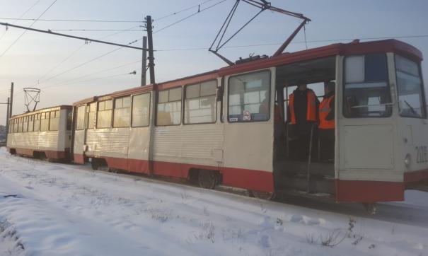Трамвай-шаттл