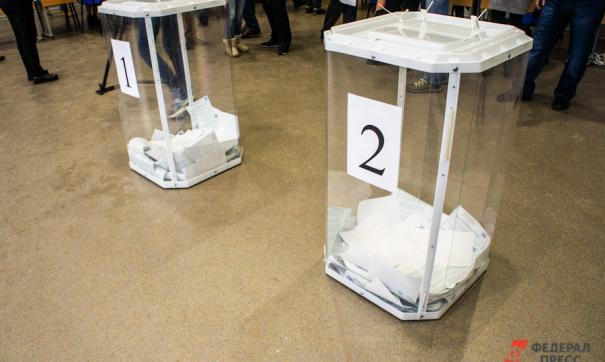 Выборы депутата