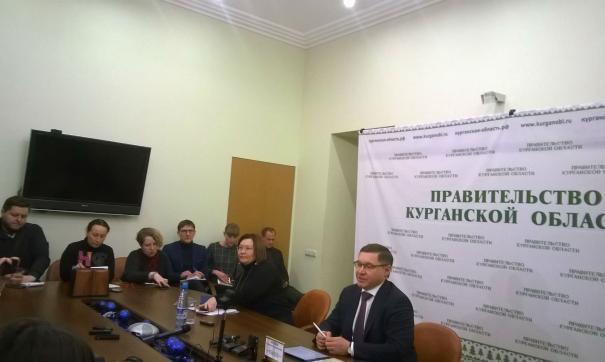 Владимир Якушев оценил готовность зауральской команды к реализации нацпроекта