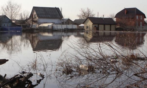 Десятки тысяч алтайцев рискуют оказаться в зоне половодья