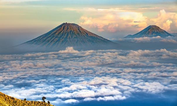 На Камчатке проснулся вулкан Шивелуч
