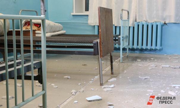 За  размещение пациентов на самодельных койках  главврачу пензенской больницы грозит штраф