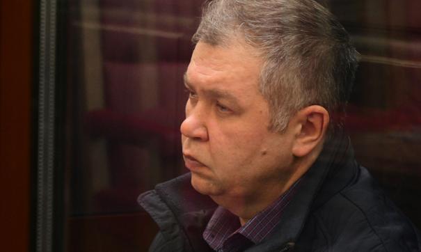 Александру Мамонтову продлили арест на два месяца