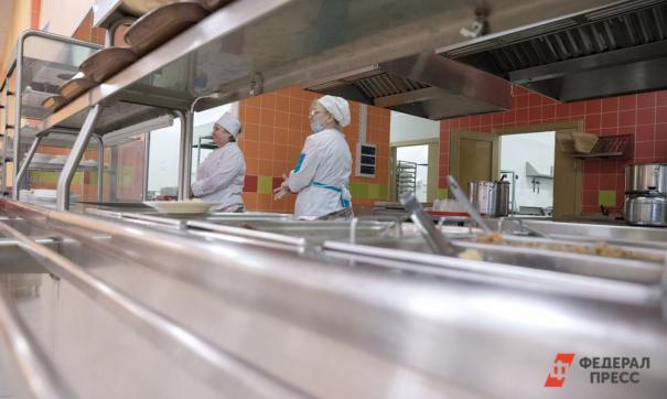Тему питания в школьных столовых продолжают обсуждать в регионе