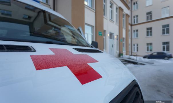 Женщину доставили в больницу с подозрением на аппендицит