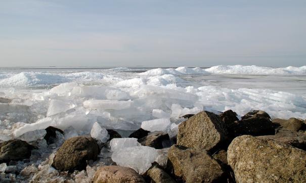 Синоптики ранее предсказывали зимние наводнения из-за повышения уровня воды на Байкале
