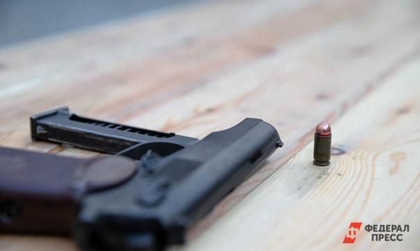 Число «огнестрельных преступлений» сократилось