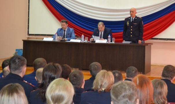 Ранее он руководил межмуниципальным отделом полиции «Воткинский»