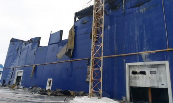 Пострадавший оренбургский завод восстановит производство