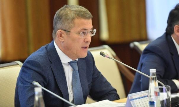На инвестчасе Хабиров рассмотрел четыре бизнес-проекта