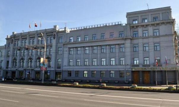 В мэрии Омска проходит конкурс на должность вице-мэра