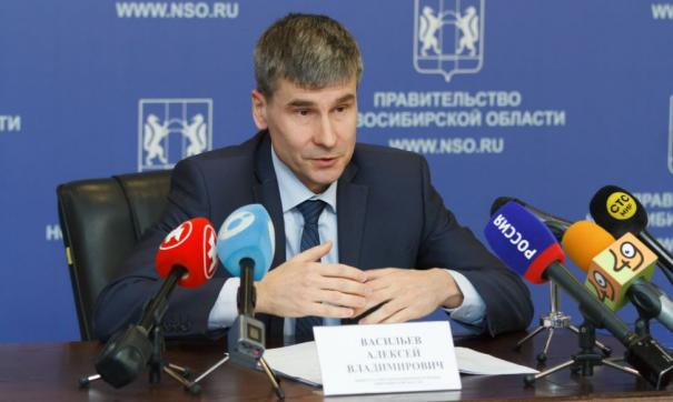 Алексей Васильев уделил журналистам 50 минут своего рабочего времени