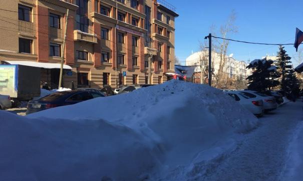 В Челябинске будут межевать дворовые территории