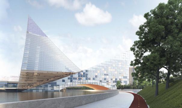 В Челябинске ускорятся работы на общественно-деловом центре