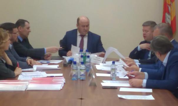 Началось предварительное заседание конкурсной комиссии по выборам мэра Челябинска