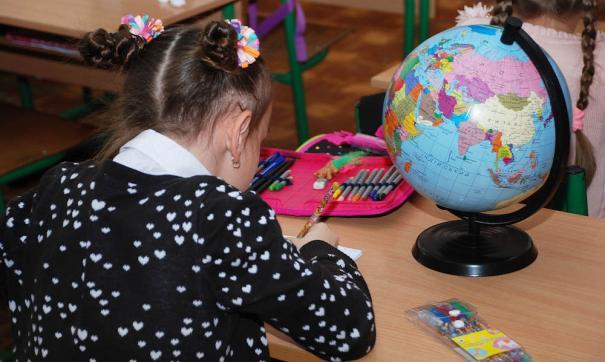 В России стартовала запись детей в школы