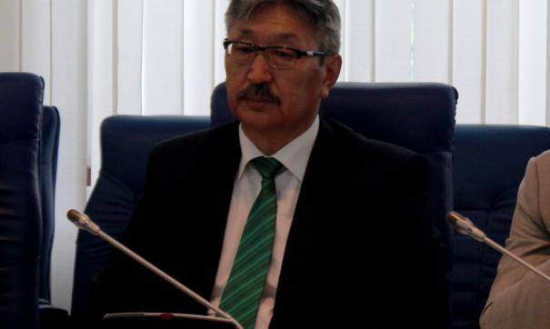 вице-губернатор Волгоградской области А.Дорждеев