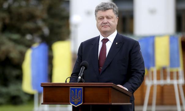 Заявление он сделал во время встречи с главой Европейского Совета
