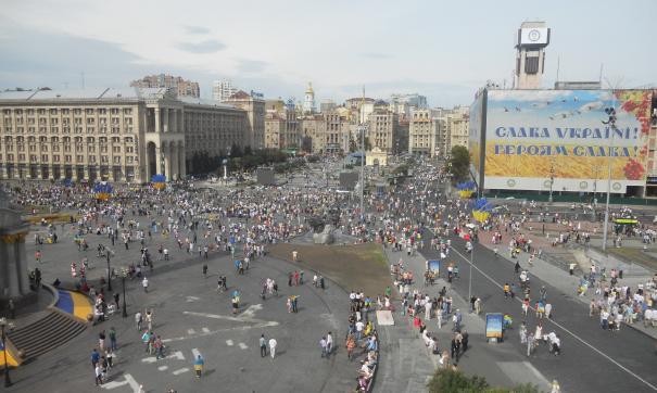 На сайте утверждается, что Москва развязала конфликт на Донбассе