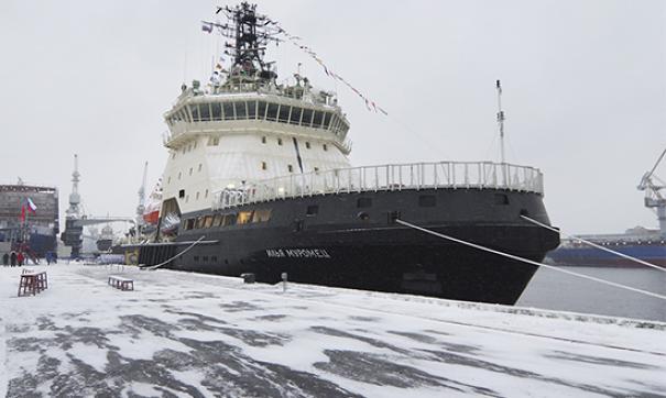 По мнению адмирала, недопустимо, чтобы Россия считала этот регион своей территорией