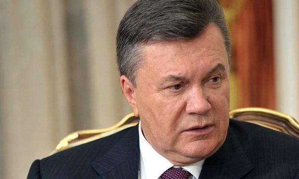 Виктор Янукович не имеет никакого особого статуса в России