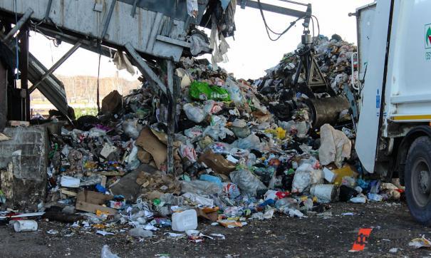 Количество перевозчиков мусора в регионе существенно сократилось