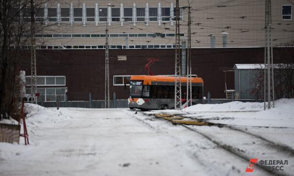 На Уралтрансмаше в Екатеринбурге делают по-настоящему инновационные вагоны