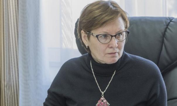 Она заняла одно из двух освободившихся мест зампредседателя гордумы