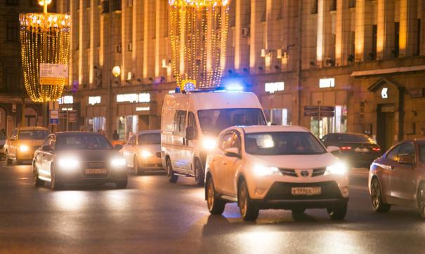 Таксист скончался на месте