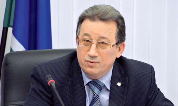 Владимир Красильников, председатель Общественного совета при ГУ МВД России по Свердловской области