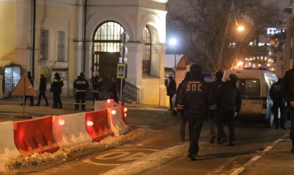 МВД заявляет, что на самом деле мужчина просто поссорился с охранником храма