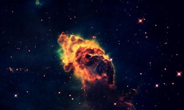 Найденная галактика оказалась очень древней