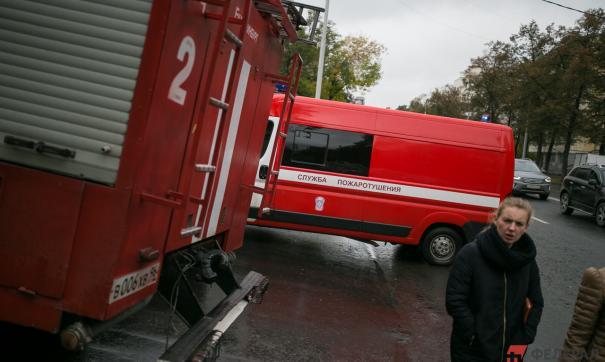 В Москве и области оказались «заминированы» более 150 зданий