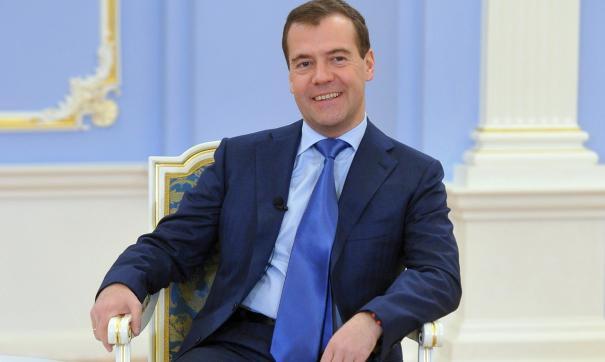 Медведев уволил главу Ростуризма