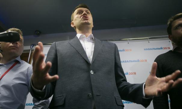 Навальный не стал платить за разрушения, оставшиеся после его митинга