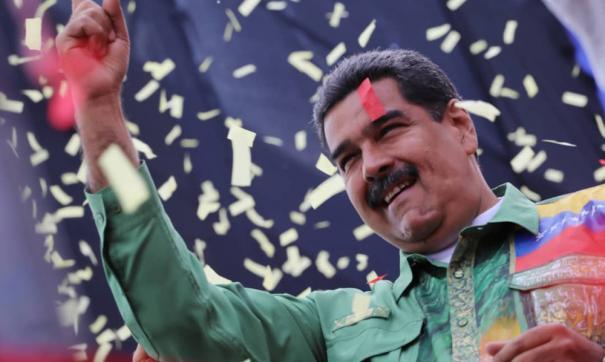 Мадуро уверен, что он – рабочий, как Иисус Христос