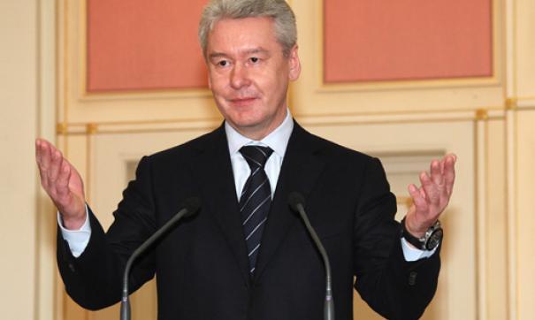 Сергей Собянин ответа на приглашение пока Соболь не давал